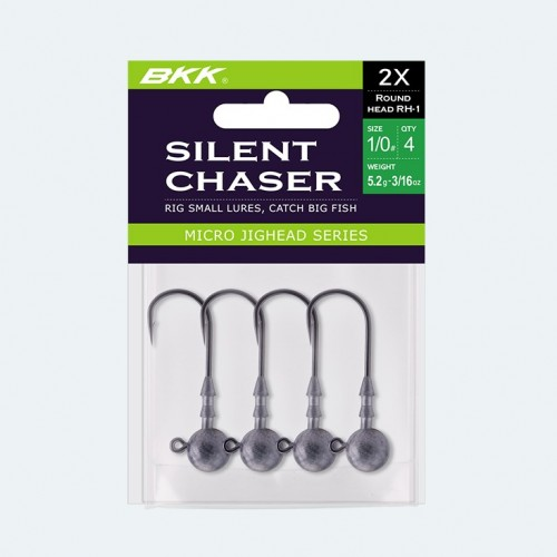 Bkk Silent Chaser Jighead
