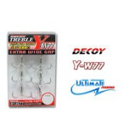 Decoy Treble Y-w77 |