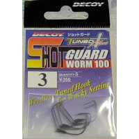 Decoy Worm 100 Shoot Guard
