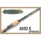 Avid X Spinning