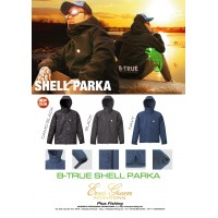 B-true Shell Parka