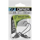 Owner 5146 Bullet Offset Hook 1/0