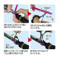 Prox Px99413c Gomma Rilegatura Per Fascetta Hook Keeper