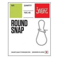 Lucky John Round Snap